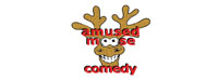 Amused Moose Back