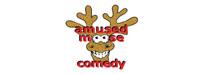 Amused Moose Back