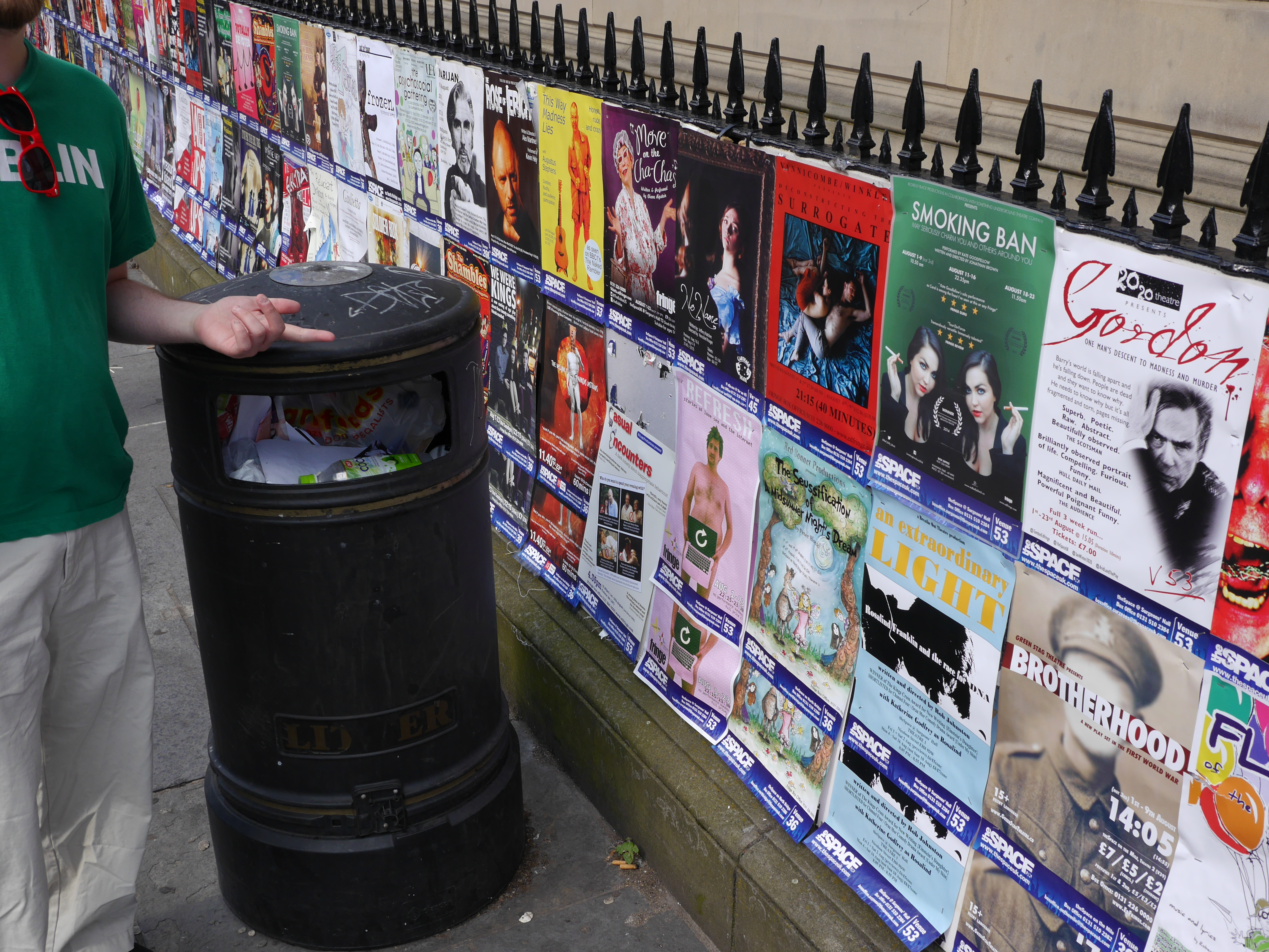 An Indie Comedian's Guide To Fringe Flyer Printing.