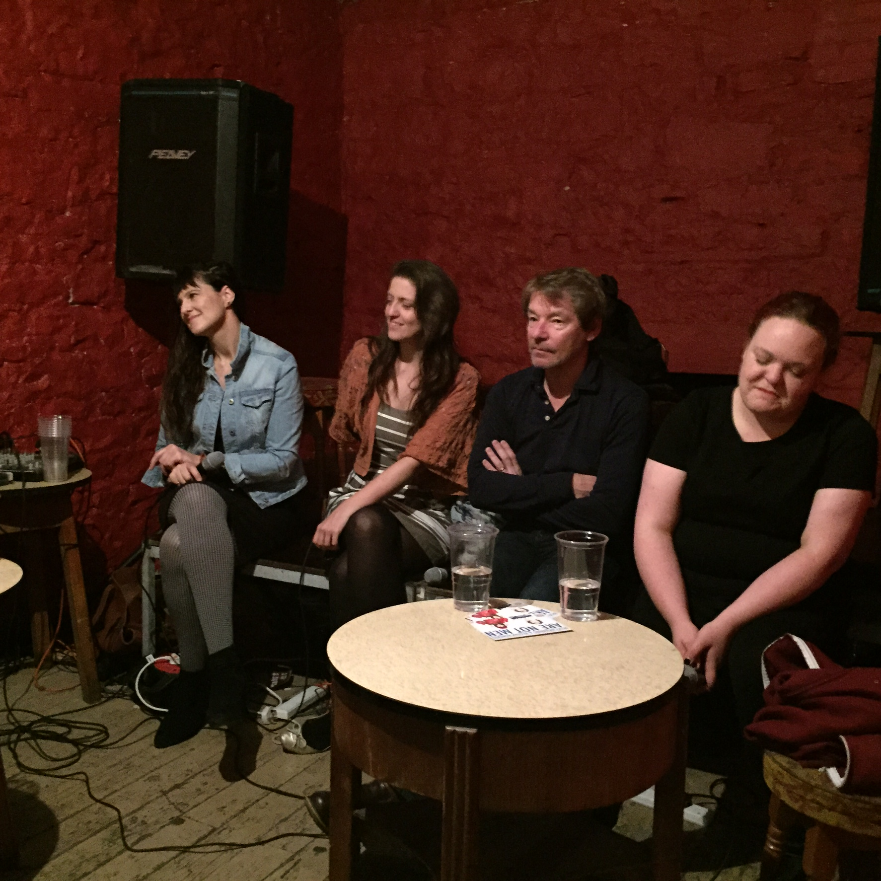 EP32 – Live Touring Q&A Panel – Recorded at the Edinburgh Festival 2015