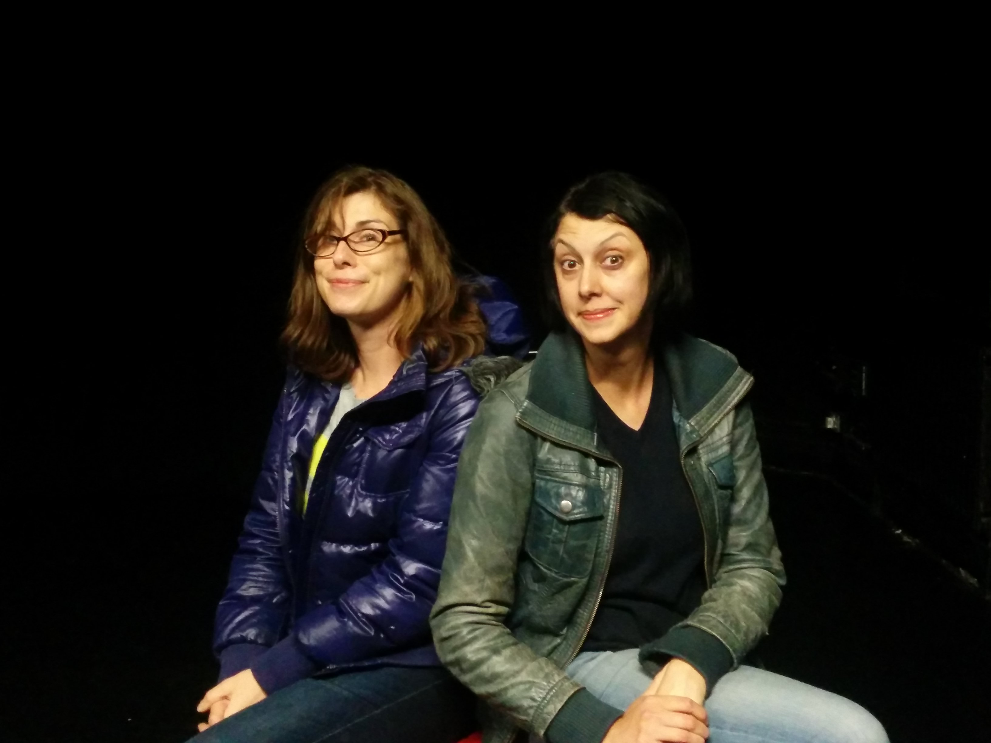 EP33 – Zena Barrie and Michelle Flower from the Camden Fringe