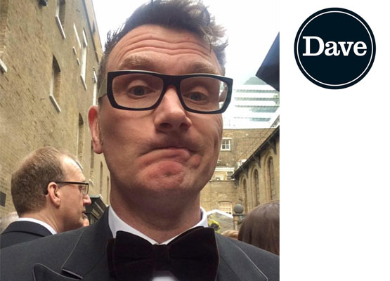 EP40 – Iain Coyle – Comedy Commissioner at Dave / UKTV