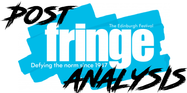 EP 62 – Post Edinburgh Fringe 2016 Panel