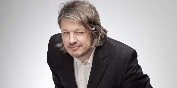 EP84 – Richard Herring – How to build an audience through podcasting.