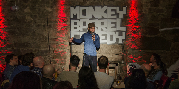 EP96 – Ben Verth and John Millar – Monkey Barrel Comedy – #BarrellBoys