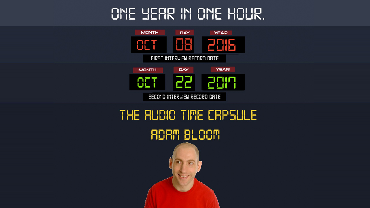EP1 – Adam Bloom