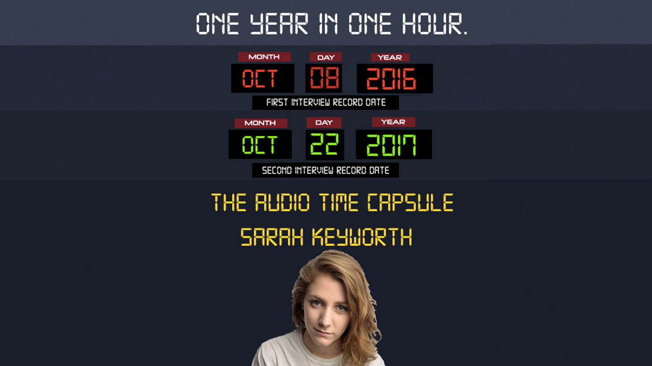 EP12 – Sarah Keyworth.