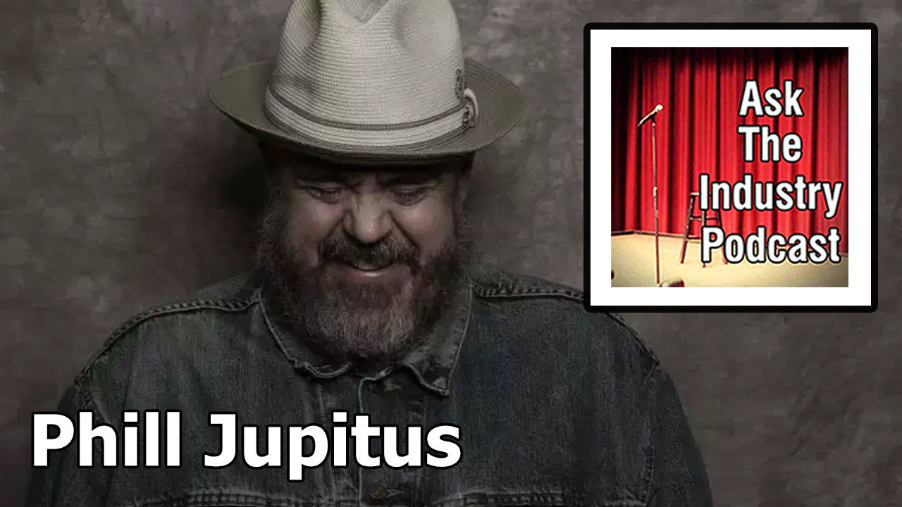 EP103 – Phill Jupitus.