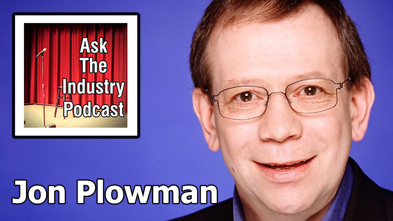 EP106 – Jon Plowman – How to produce comedy bronze at the BBC.