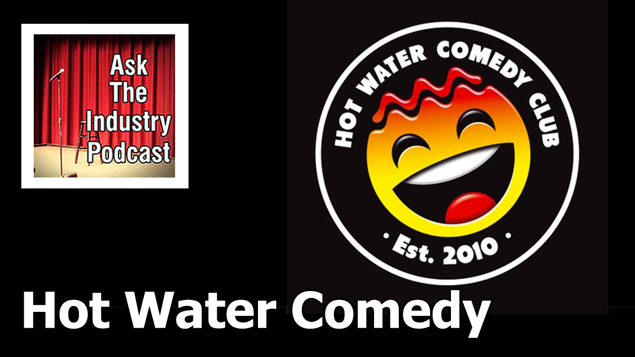 EP115 – Binty from Hot Water Comedy in Liverpool.