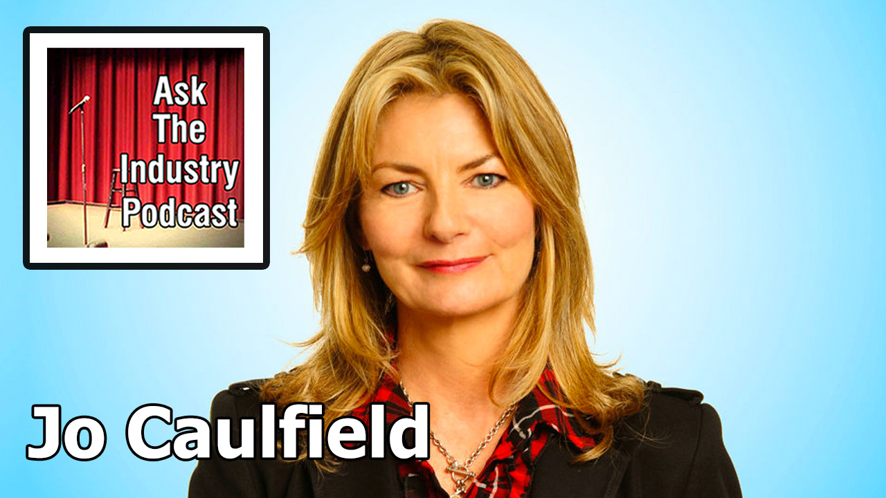 EP114 – Jo Caulfield – Advice on smashing the Edinburgh Fringe.