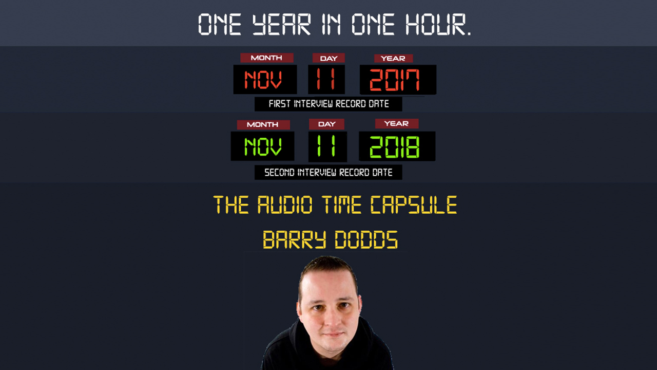 EP25 – Barry Dodds.