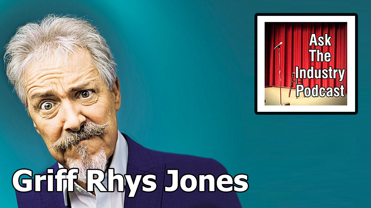 "EP121 – Griff Rhys Jones – Founder of Talkback and how the ""old boys"" network began."