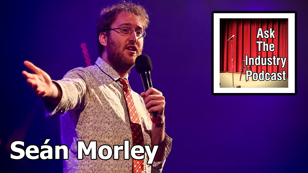 EP118 – Seán Morley – The Glang Show and Intelligent Absurdism