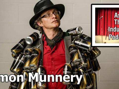 Simon Munnery ATI