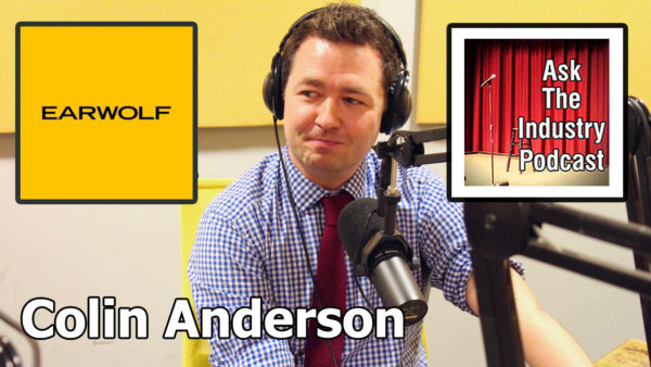 EP127 – Colin Anderson – VP of Comedy and Executive Producer of Earwolf.