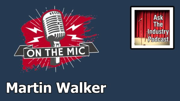 EP130 – Martin Walker – former edited at Broadway Baby and Scotsgay.