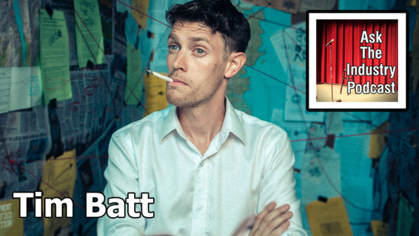 EP136 – Tim Batts – The New Zealand Comedy and Podcast Scene.